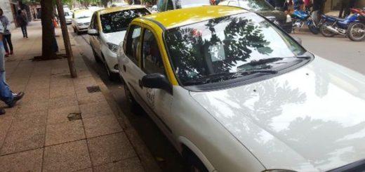 """""""Es mentira que la taxista posadeña fuera hostigada por sus colegas por ser mujer"""", afirmó Sandra Barrios del Sindicato de Taxis"""