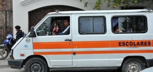 Transportes escolares de Posadas fijaron sus precios para el próximo ciclo lectivo