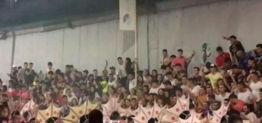 Más de 30 heridos al derrumbarse una tribuna en un corsódromo en Córdoba
