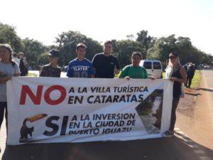 Fundación Amigos de los Parques rechazó cualquier tipo de desarrollo de infraestructura dentro del Parque Nacional Iguazú
