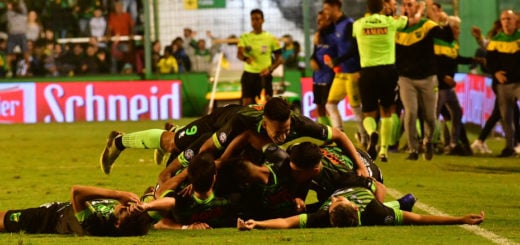De manera agónica, Defensa y Justicia venció a Argentinos y alcanzó a Racing en la punta de la Superliga