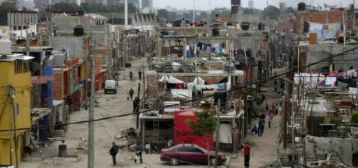 La pobreza aumentó al 32% durante 2018 y alcanza a 12.950.000 personas