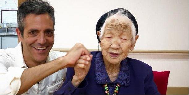La mujer más anciana del mundo tiene 116 años es de Japón