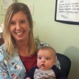 Disputa familiar: su suegra aprovechó que se recuperaba de la cesárea para cambiarle el nombre a su bebé