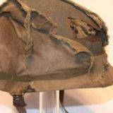 Tiene el casco de un ex combatiente de Malvinas y busca a su dueño
