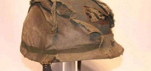 Emocionante: un soldado argentino recuperó el casco que lo salvó en la Guerra de Malvinas