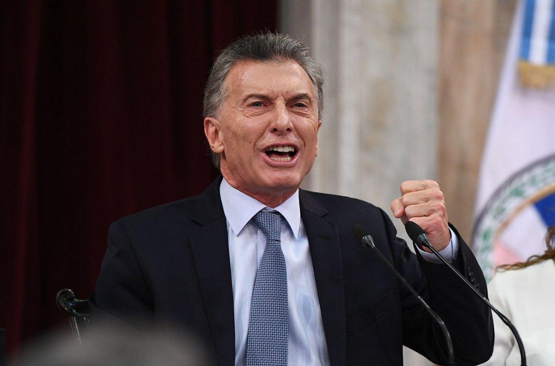 Análisis semanal: más agresivo y por momentos alejado de la realidad, Macri lanzó la campaña de Cambiemos en el Congreso