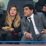 La primera foto de Roma, la hija de Dalma Maradona, junto a su primo Benjamín Agüero