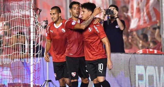 Independiente quiere recuperarse de la derrota en el clásico y visita a Gimnasia