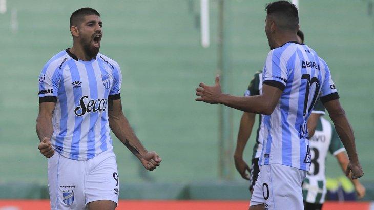 Atlético Tucumán venció a Banfield  y se ilusiona con entrar a la Libertadores