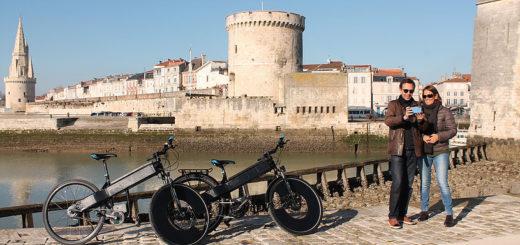 La primera bicicleta solar del mundo se presentó en Europa y del proyecto formó parte una diseñadora industrial con fuertes raíces en Misiones
