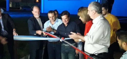 Rovira, Passalacqua y Herrera Ahuad inauguraron oficialmente el Observatorio Astronómicode Las Misiones