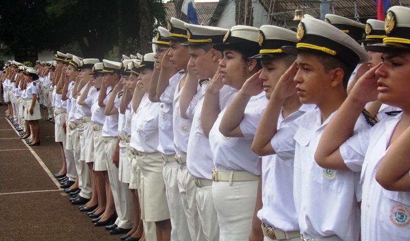 El Liceo Storni recordó al Almirante Guillermo Brown en el162º Aniversario del fallecimiento