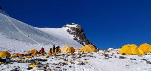 Calentamiento global: descubren cadáveres en el Monte Everest por derretimiento de los glaciares