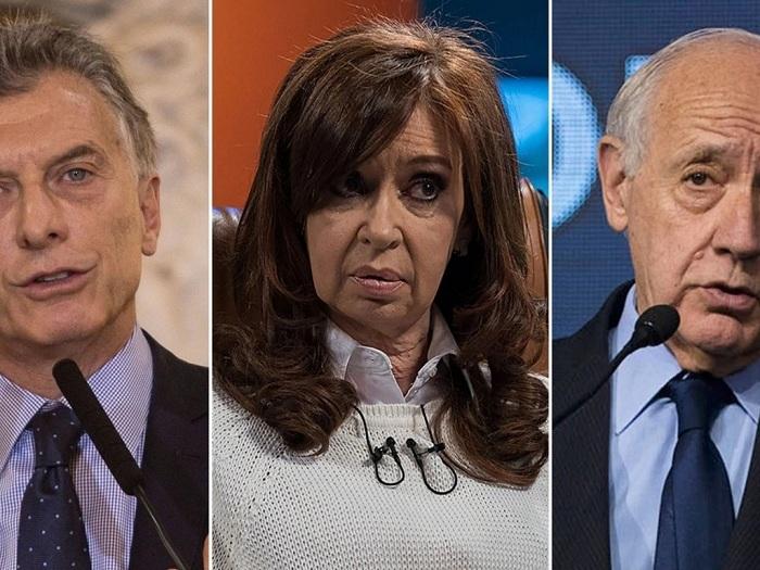 Macri, Cristina y Lavagna: conocé los resultados de la encuesta que da a conocer la imagen de los candidatos presidenciales