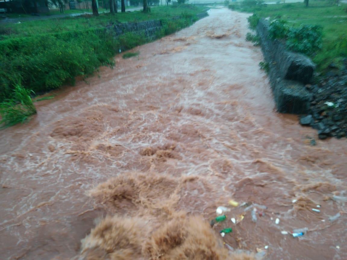 #TemporalEnPosadas: en tres horas llovió lo equivalente a todo un mes