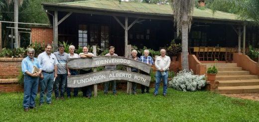 Referentes del agro se reunieron en la Fundación Alberto Roth para avanzar en conservación de suelo