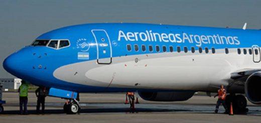 Trabajadores de Aerolíneas anunciaron un paro para el próximo lunes