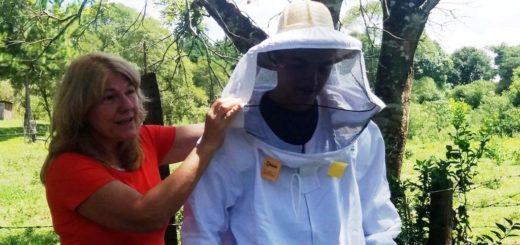 Con la apicultura los más jóvenes apuestan a quedarse en la chacra