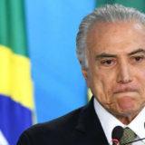 El expresidente brasileño Michel Temer tiene más de diez casos en su contra