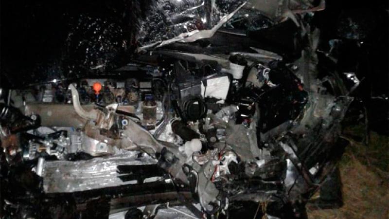 Entre Ríos: una familia murió en un accidente cuando regresaba de visitar su hija