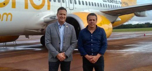Más de 176 mil pasajeros volaron a Iguazú con Flybondi en el primer año de operación de la firma