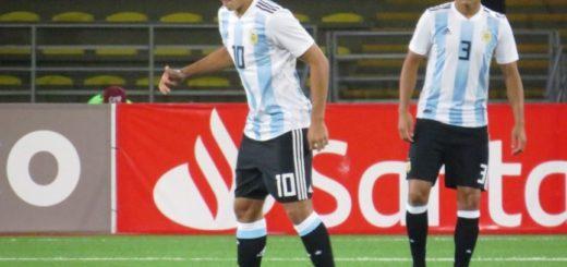 Argentina logró la hazaña y avanzó en un clásico emocionante ante Brasil