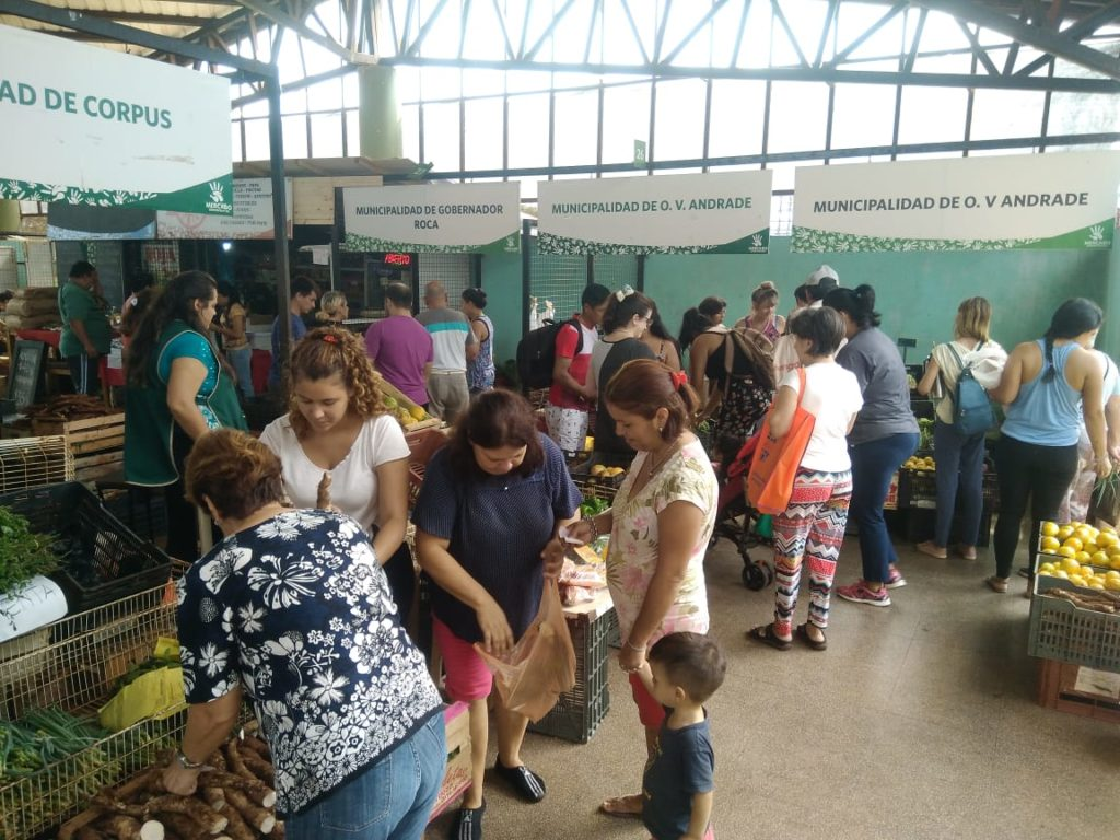 El Mercado Concentrador de Posadas, bastión de la economía social en tiempos de crisis