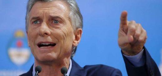 En su momento de furia Macri ratifica el camino del sacrificio