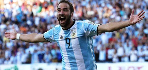 Adiós: el Pipita Higuaín se despidió de la Selección Argentina de fútbol