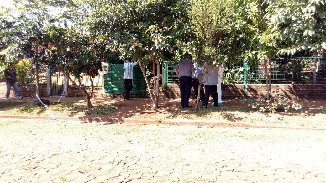 Encontraron a un hombre muerto en el interior de su vivienda del barrio San Isidro de Posadas