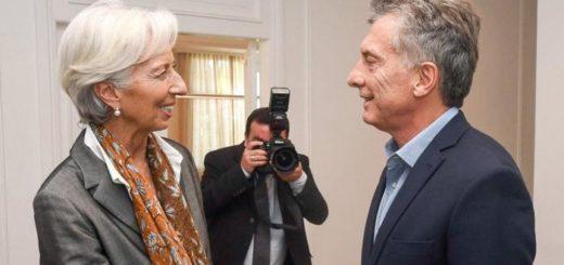 El FMI confirmó que liberará u$s5.400 M que alcanzará para pagar compromisos financieros hasta después de las elecciones