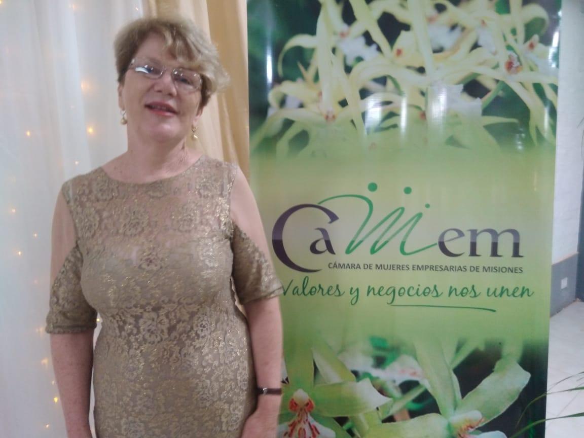 """Dora Pretzel, Empresaria del Año 2019 según Camem: """"Hoy soy una mujer realizada y me da orgullo porque puse mucho esfuerzo"""""""
