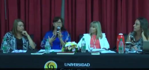 Mujeres líderes de instituciones educativas universitarias de Misiones debatieron sobre su rol en la Universidad Gastón Dachary