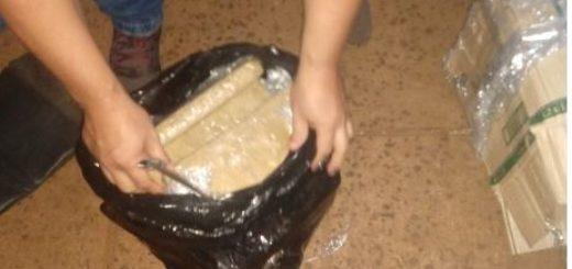 La Policía de Misiones dio cuatro golpes al narcotráfico y al narcomunudeo en 24 hs