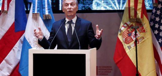 """Macri, sobre la suba del dólar: """"La gente tiene que aguantar"""""""