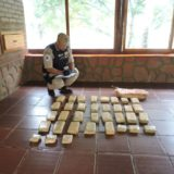 Posadas: secuestran 58 kilos de marihuana y detuvieron a tres personas