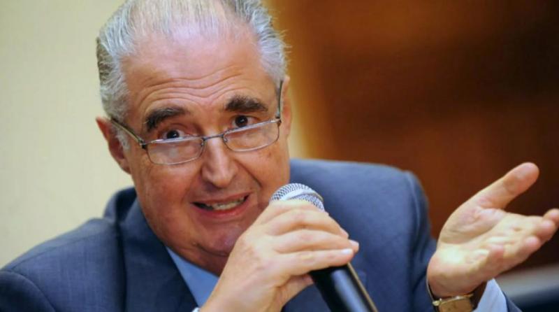 Murió el exprocurador General de la Nación Esteban Righi