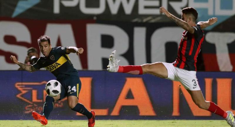 Superliga: Boca le gana 3 a 0 a San lorenzo, los dos equipos necesitan ganar