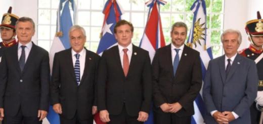 Argentina, Chile, Paraguay y Uruguay relanzan la candidatura conjunta para el Mundial de 2030