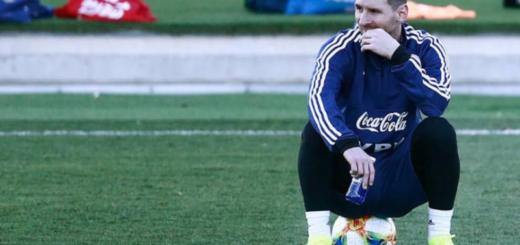 Por la ausencia de Messi ante Marruecos la AFA perderá una fortuna