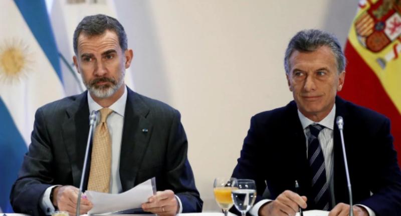 Macri inauguró el VIII Congreso Internacional de la Lengua Española en Córdoba
