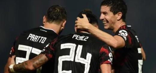 River le ganó a Talleres y casi aseguró su clasificación a la Copa Libertadores de 2020
