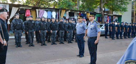 Con 1850 efectivos policiales continúa el Mega Operativo de Seguridad en todo Misiones