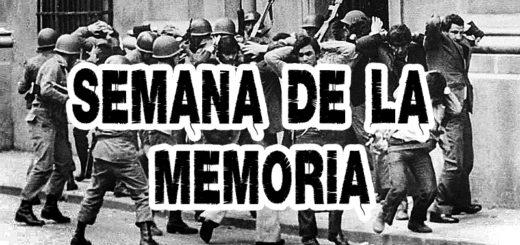 Semana de la Memoria la Verdad y la Justicia: presentan agenda de actividades en el marco del 24 de marzo