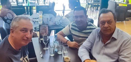 El secretario de Turismo Gustavo Santos eligió pasar en Misiones el fin de semana de Carnaval