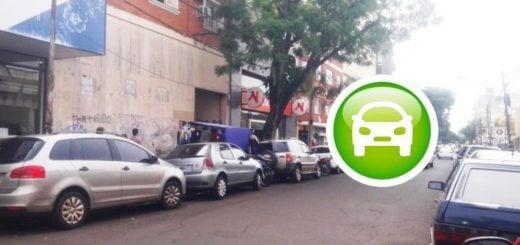 Hoy no se paga el estacionamiento en Posadas