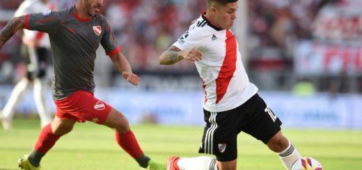 Superliga: River e Independiente igualan sin goles en el Monumental