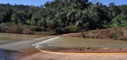 Está cerrado el acceso al Parque Provincial Moconá