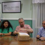 El Gobernador de Misiones Hugo Passalacqua entregó 42 motocicletas a la Policía provincial